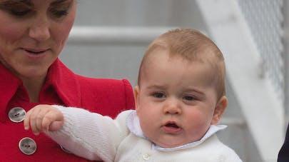 Le Prince George a reçu plus de 700 cadeaux de l'étranger   l'an dernier !