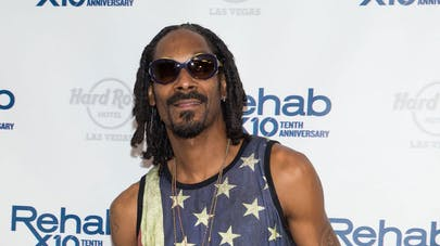 Snoop Dogg est grand-père !