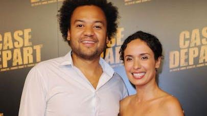 Fabrice Éboué et Amelle Chahbi sont parents !