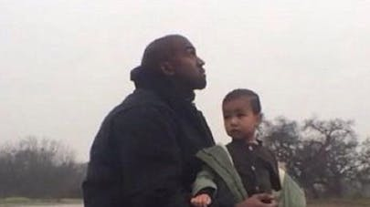 Kanye West : North, star de son nouveau clip