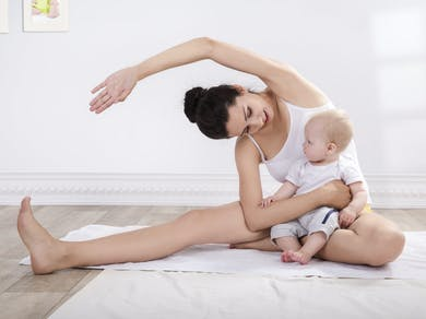 Combien de temps pour perdre les kilos de la grossesse ?