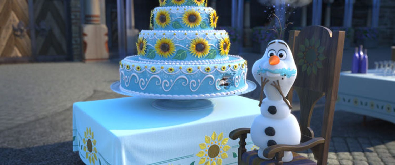 Gâteau glacé