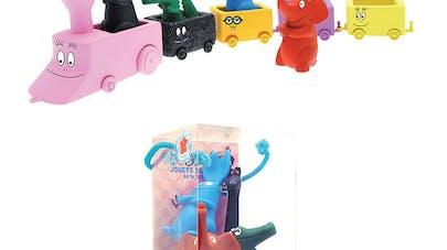 Rappel de jouets Barbapapa