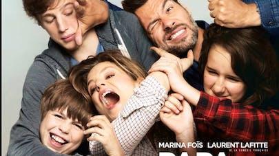Cinéma : sortie du film Papa ou maman