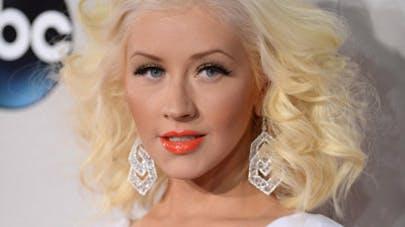 Christina Aguilera dévoile le visage de sa petite   fille