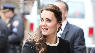 Kate Middleton se mobilise contre la dépression   infantile