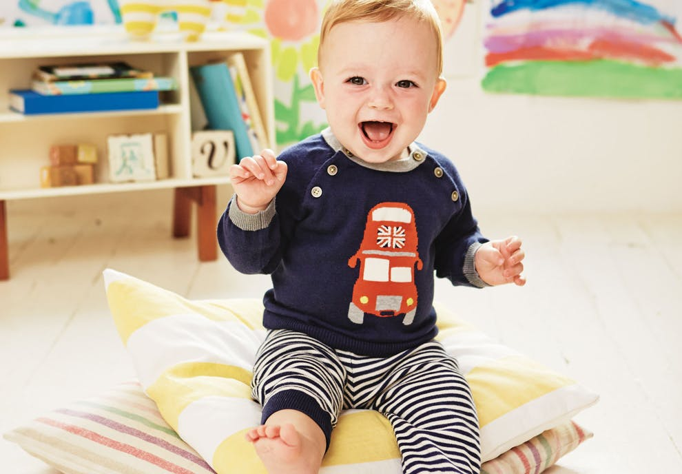 Mode bébé : 20 tenues de printemps pour garçon