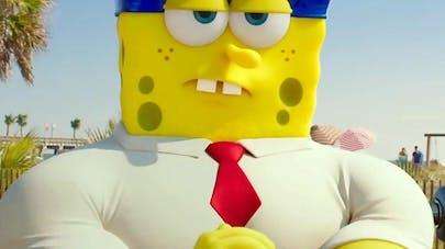 Bob l'éponge, un héros sort de l'eau : sortie du film au   cinéma