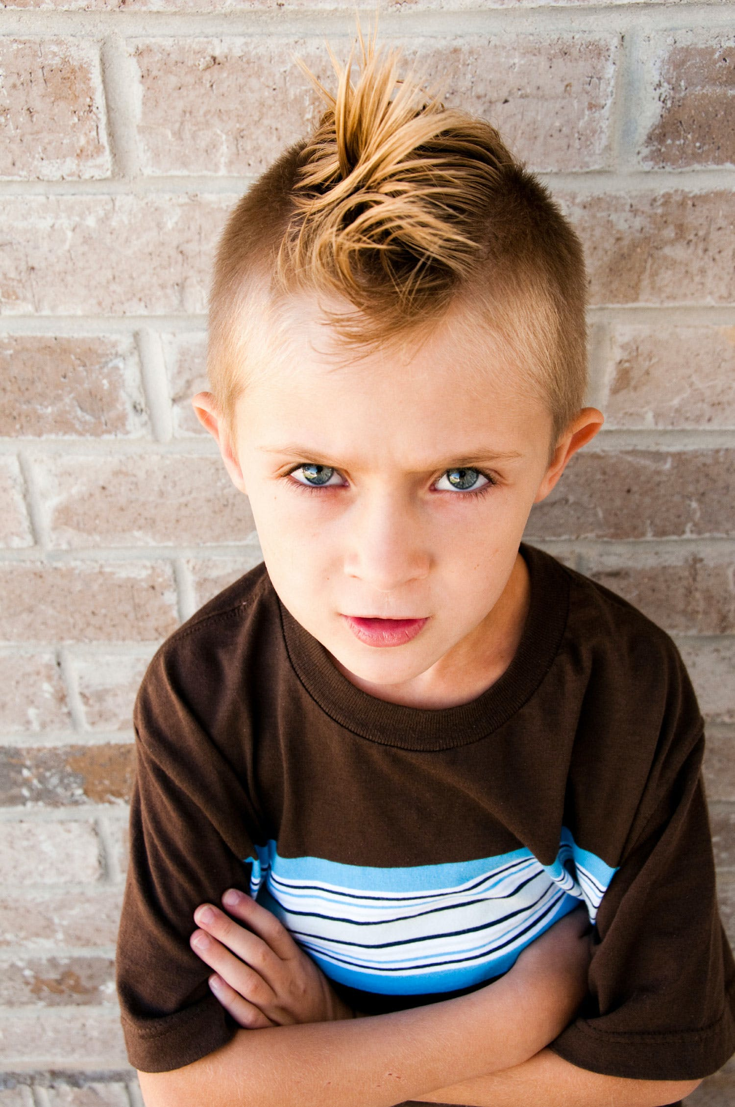 30 coiffures tendance pour petit garçonparentsfr