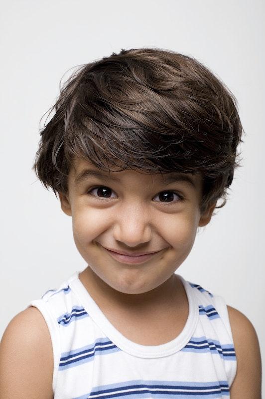 30 coiffures tendance pour petit gar on for Comcoiffure garcon enfant
