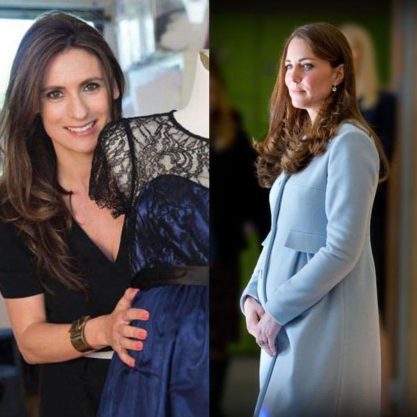 Kate Middleton : confidences de Cécile Reinaud, sa   créatrice fétiche