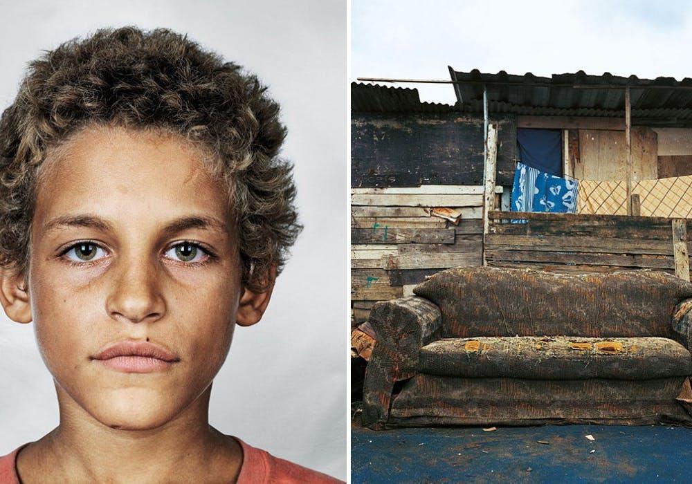 Alex, 9 ans, Rio de Janeiro, Brésil