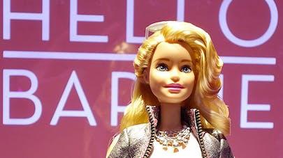 Hello Barbie : la nouvelle poupée qui enregistre les   enfants