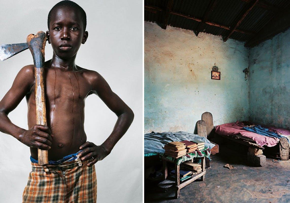 Lamine, 12 ans, village de Bounkiling, Sénégal