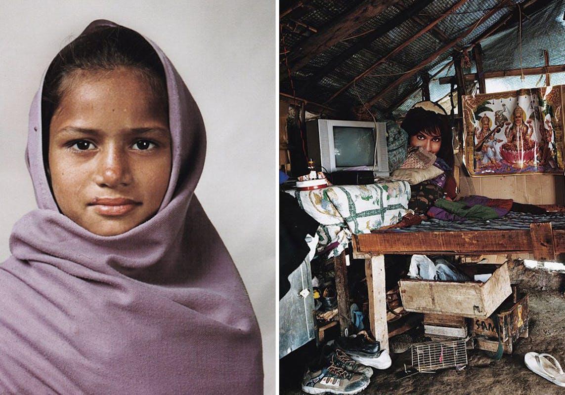 Netu, 11 ans, Kathmandu, Népal
