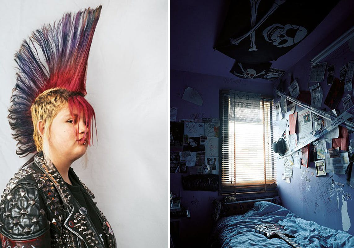 Rhiannon, 14 ans, Darvel, Écosse