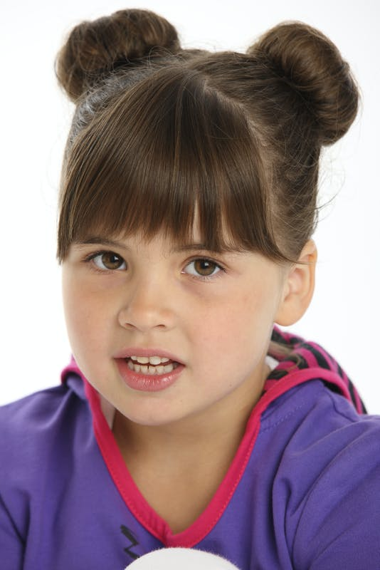 Coiffure pour petite fille 25 jolies coiffures - Coiffure pour enfant ...