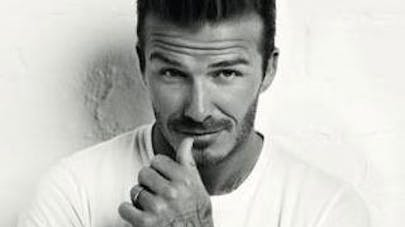 David Beckham, papa gaga de son grand fiston !