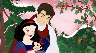 Voici à quoi ressemblent les bébés des princesses Disney   !
