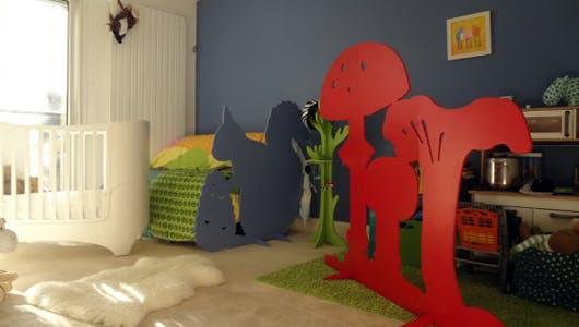 d co am nager une chambre pour deux enfants. Black Bedroom Furniture Sets. Home Design Ideas