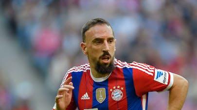 Franck Ribéry, bientôt papa pour la quatrième fois
