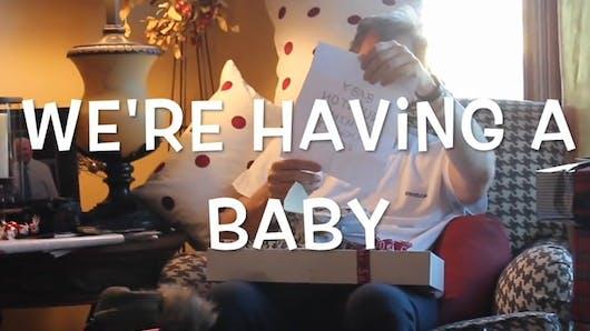 Séquence émotion : elle choisit le jour de Noël pour   annoncer sa grossesse