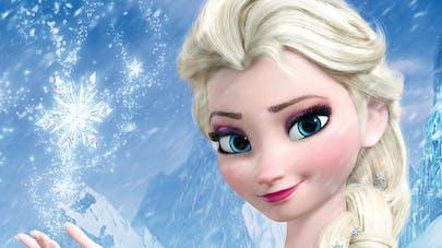 Les prénoms des princesses Disney