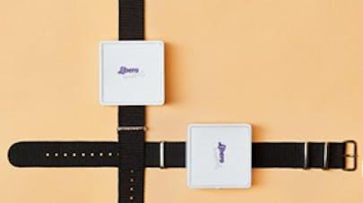 High-tech : une montre pour faire ressentir au futur papa   les mouvements du bébé