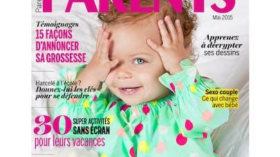 Le magazine Parents sort aujourd'hui !