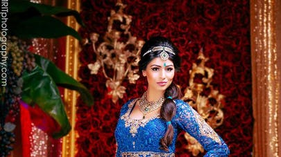 Les princesses Disney version Bollywood !