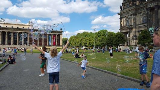 Vacances en famille : visiter une grande capitale   européenne