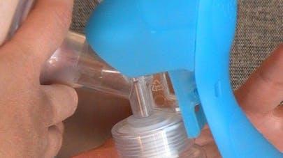 Le lait maternel vendu sur Internet, parfois coupé avec du   lait de vache
