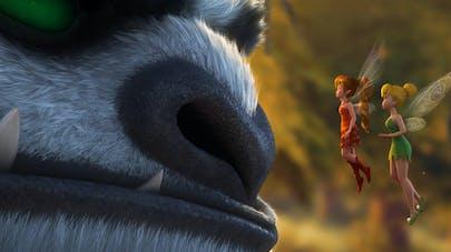 Cinéma : Clochette et la créature légendaire débarque en   salle !