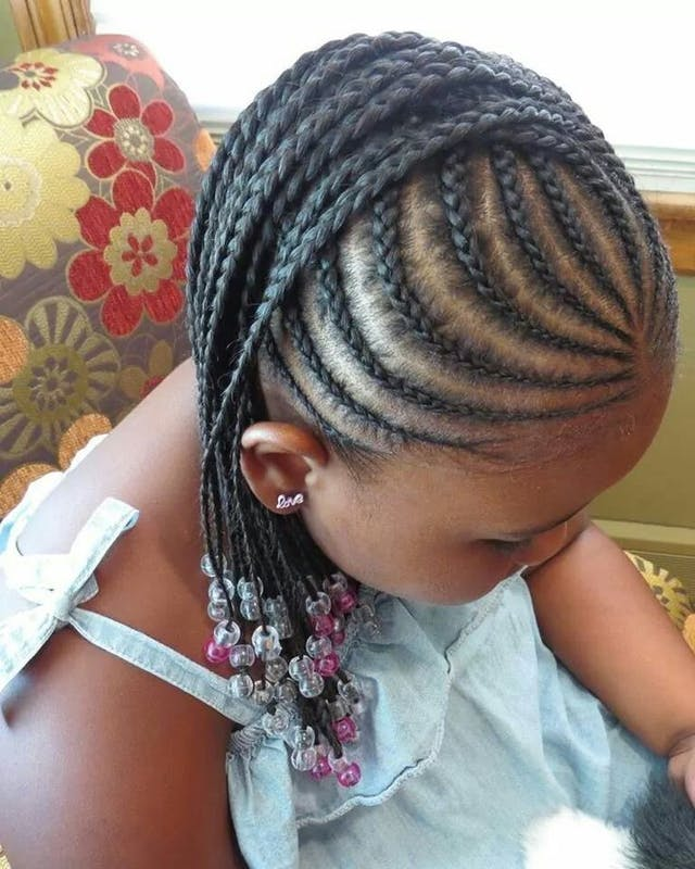 Multi tresses africaines