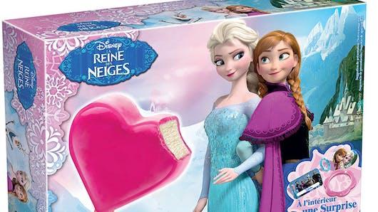 La Reine des Neiges : 10 produits insolites !