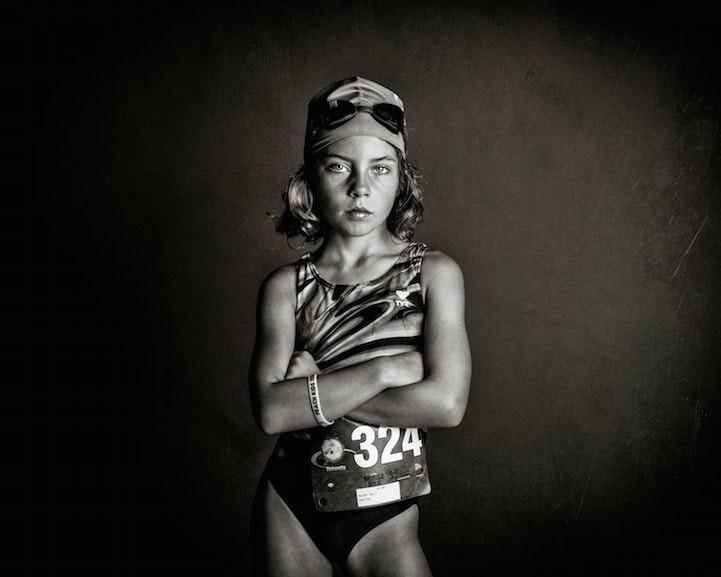 Les petites filles aussi fortes que les garçons !