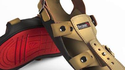 Une chaussure ajustable pour des millions d'enfants   pauvres