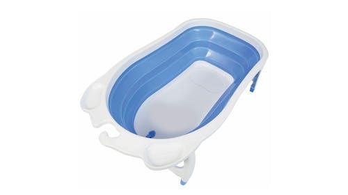 Baignoire pliante Tigex : la plus compacte