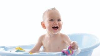 bébé baignoire