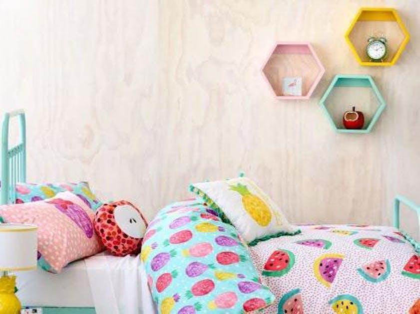 D co la tendance fruits pour une chambre d 39 enfants - Deco chambre d enfants ...