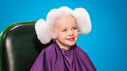 Londres : un salon de coiffure pour enfants   incroyable
