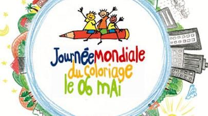 Journée Mondiale du Coloriage : petits et grands se   mobilisent pour SOS Villages d'Enfants