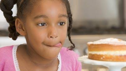 Le stress accroît le risque de grignotage chez   l'enfant