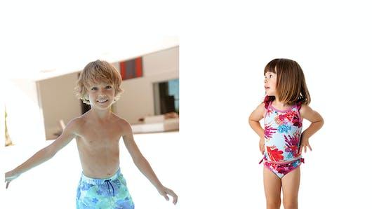 Mode enfant : 15 maillots de bain craquants