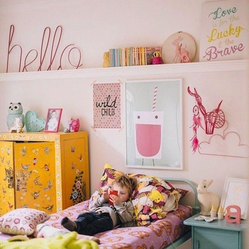 D Co La Tendance Pastel Pour Une Chambre D 39 Enfant