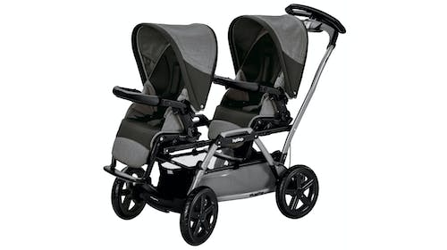 Poussette double Duette Pop-up de Peg Perego : valeur         sûre