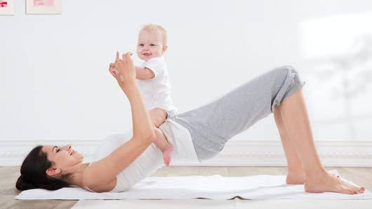 Mes gestes bien-être après bébé !