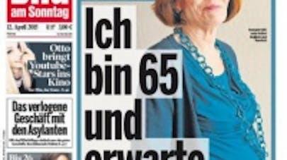 Allemagne : elle accouche de quadruplés à 65 ans !