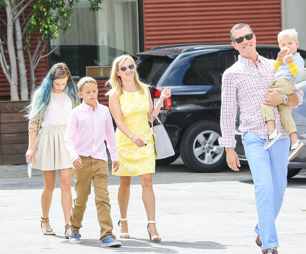 Reese Witherspoon et Jim Thot
