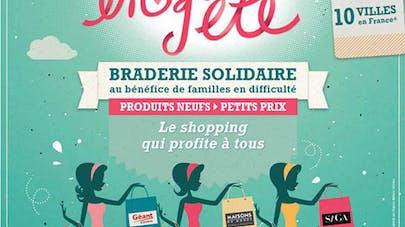 La braderie Maman Solidaire, c'est samedi !